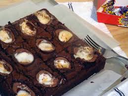 sweetharts cakes and bakes cadbury creme egg brownies i luv