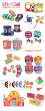 day of the dead halloween decorations 68 best images about dia de los muertos on pinterest paper stars