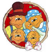 berenstien bears the berenstain bears literature tv tropes