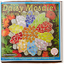 amazon com midwest products daisy stepping stone kit for