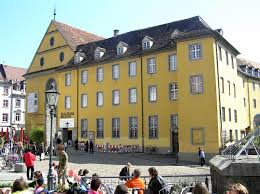 Germany Map Freiburg by Augustinian Monastery Freiburg Wikipedia