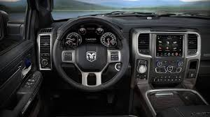 2017 ram 1500 interior comfort u0026 technology features