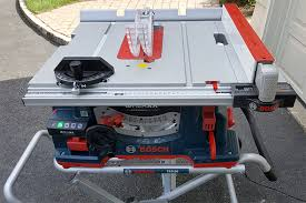 bosch safety table saw more bosch reaxx table saw hesitations