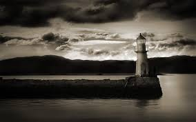 spooky desktop wallpaper dark lighthouse walldevil