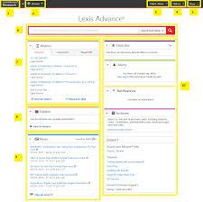 lexisnexis web services lexisnexis advance lexis advance libguides at texas tech