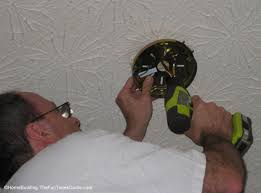 ceiling fan mounting bracket replacement how to choose and install a ceiling fan the homebuilding remodel guide