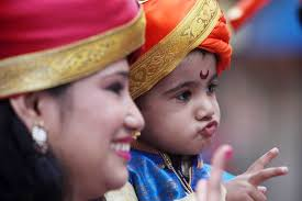 indian people dressed up for traditional festival chinadaily com cn