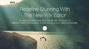 wix 2016 new wix builder and wixmusic