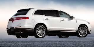 vw minivan 2015 2017 lincoln mkt vehicles on display chicago auto show
