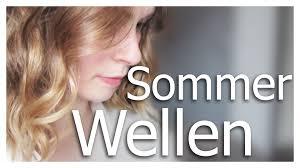 Frisuren Anleitung Lockenstab by Haare Sommerwellen Für Mittellanges Haar Waves
