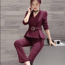 elegant pants suits for women 2017 womens business suits formal