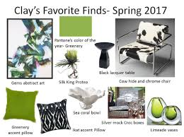 spring 2017 pantone colors clay u0027s favorite finds spring 2017 clay stephens lifestyles blog