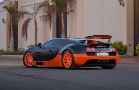 bugatti veyron super sport exclusive bugatti veyron super sport world record edition 1of5 in