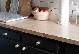 Diy Wood Kitchen Countertops Kitchen Counter Diys Popsugar Home