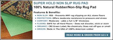 What Is A Rug Pad Non Slip Rug Pads That Don U0027t Damage Your Floor