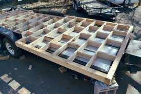 how to frame a floor finishing up the subfloor frame tiny mountain house