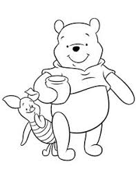 winnie pooh butterfly winnie pooh coloring pages