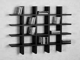Book Shelf Walmart Fancy Black Finished Custom Modern Wall Shelves For Book Storage
