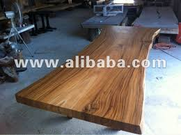 3 Metre Dining Table Acacia Solid Slab Wood 3 Meter Dining Table Buy Solid Wood