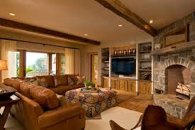 Furniture Placement Around Corner Fireplace Living Room Rustic - Furniture placement living room with corner fireplace