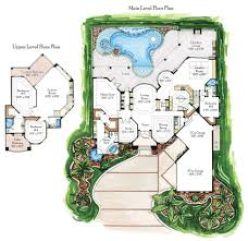 luxury villas floor plans u2013 modern house