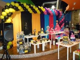 birthday party ideas for boys best day fiestas kids decorations boys birthday