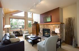 excellent interior design for small living room and kitchen for
