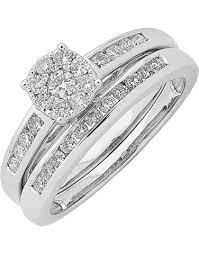 what are bridal set rings diamond rings engagement rings bridal sets dress rings at salera s