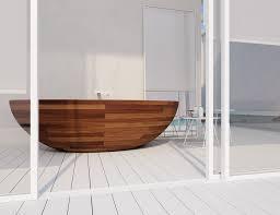 Wood Bathtubs Exquisite Wooden Bathtub Designs Imprinting A Unique Room