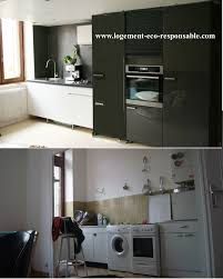cuisine avant apr鑚 renover sa cuisine avant apres gallery of renover carrelage sol