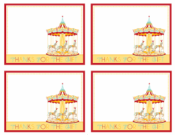 how to host a carnival birthday party free printable invite