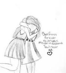 1000 ideas about best friend drawings on pinterest easy to draw