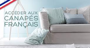 canapé fabriqué en canapé de fabrication française confortable durable et écologique