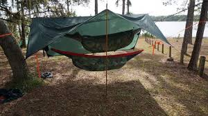 three easy ways to turn hammock shelters into a hammock village