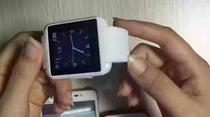 review of u8 bluetooth wrist smart watch phone mate for ios