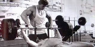 training with arnold history we made together huffpost