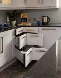 kitchen storage solutions carousel corner kitchen pantry storage