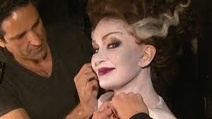 Eddie Munster Halloween Costume Talk U0027 Cast Unrecognizable Halloween Costumes