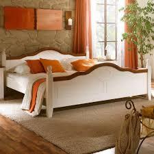 Schlafzimmer Komplett Nussbaum Komplett Landhaus Schlafzimmer Obus In Weiß Pharao24 De