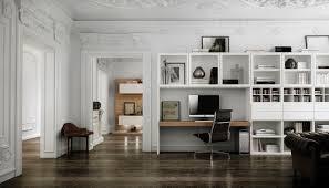 Schreibtisch Mit Regal Multimedia Schreibtisch Laminat Modern Mit Regal La Sala