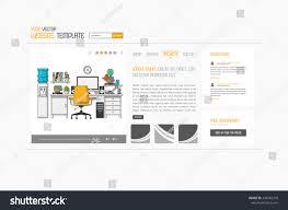 minimalist website template virtren com