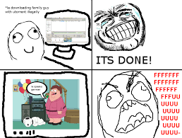 Rage Meme Comics - image 192029 rage comics know your meme