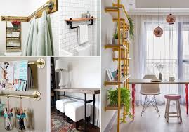 Diy Home Interior 15 Cool Diy Metal Pipe Projects For Your Home