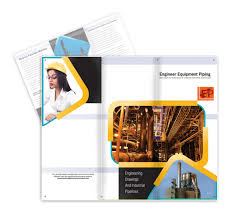engineering brochure templates of brochures and other marketing stationeries in engineering