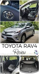 crossover toyota 2017 toyota rav4 review everyday crossover adventures cars