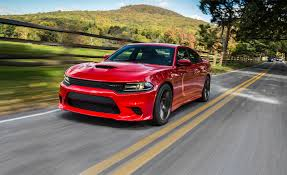 2017 dodge charger srt hellcat review car and driver
