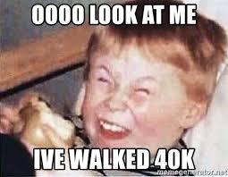 Oooo Meme - oooo look at me ive walked 40k mock laugh meme generator