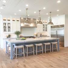 ilot central table cuisine ilot cuisine avec table idées décoration intérieure