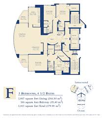 quantum on the bay floor plans ocean three sunny isles condo 18911 collins ave miami beach fl