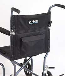 amazon com drive medical fw19bl fly weight transport chair 19